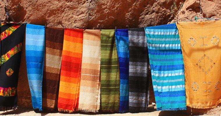 Moroccan survival kit