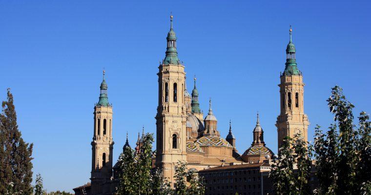Short pit stop in Zaragoza