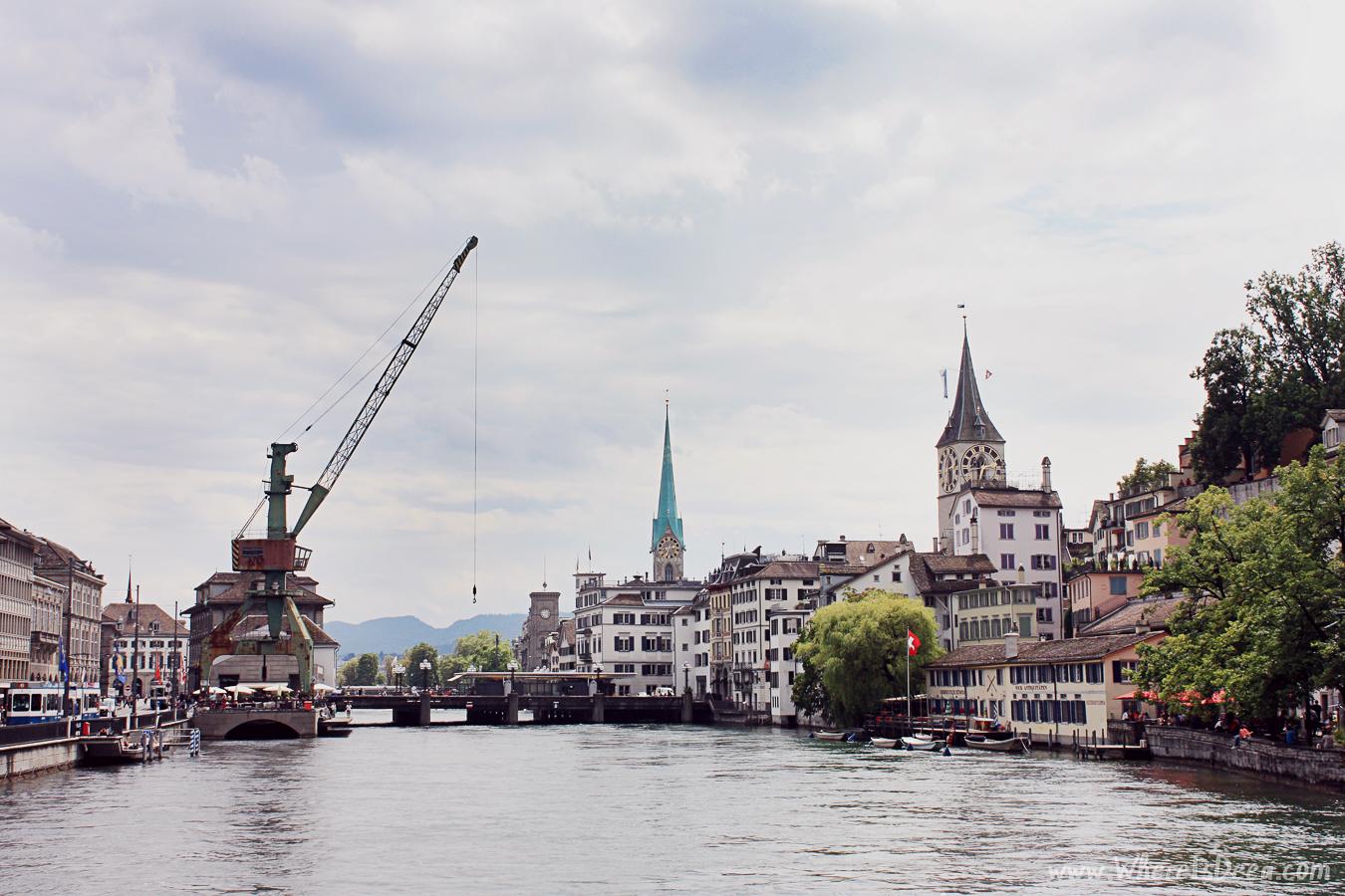 Tidy Zurich