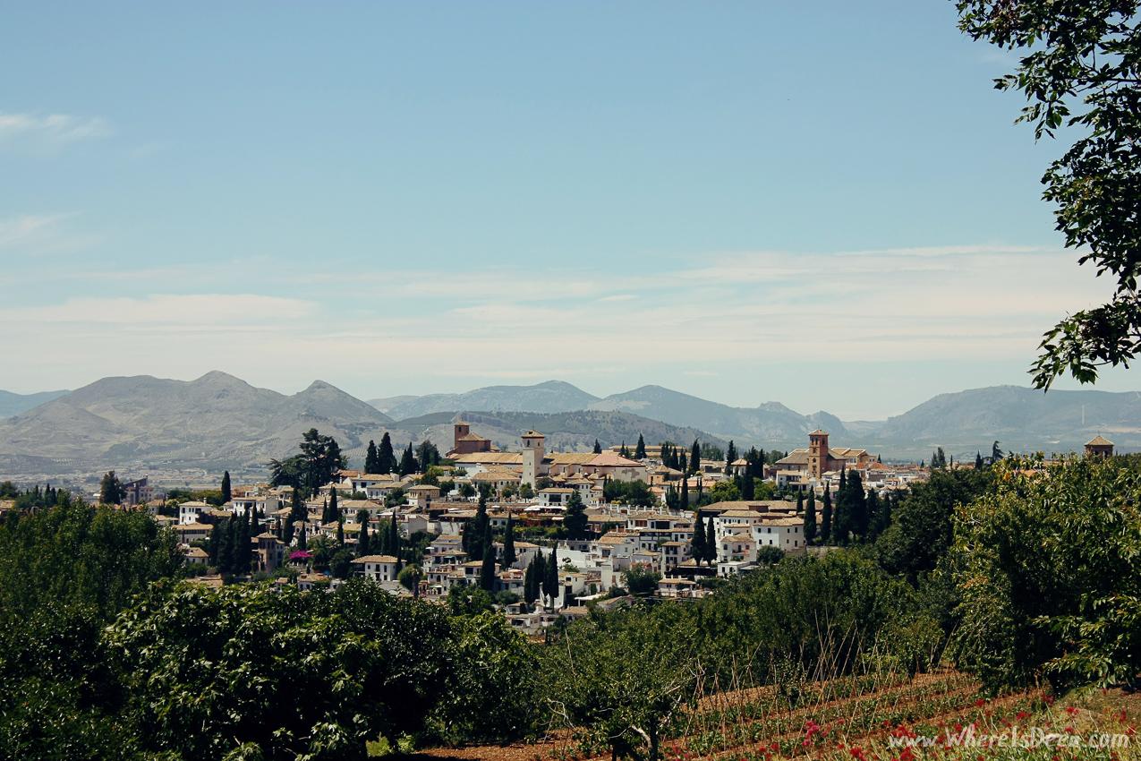 Granada: an Andalucian pearl