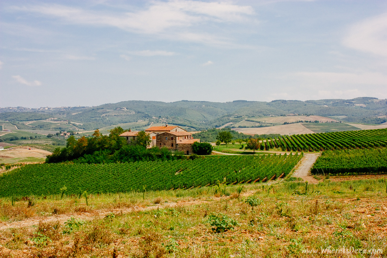 Discovering Toscana: Skip San Gimigniano and Head Instead to Chianni