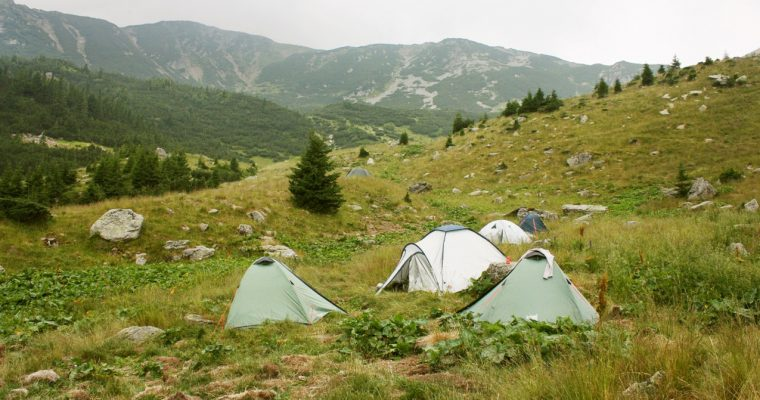 Camping in Europe for beginners: how to
