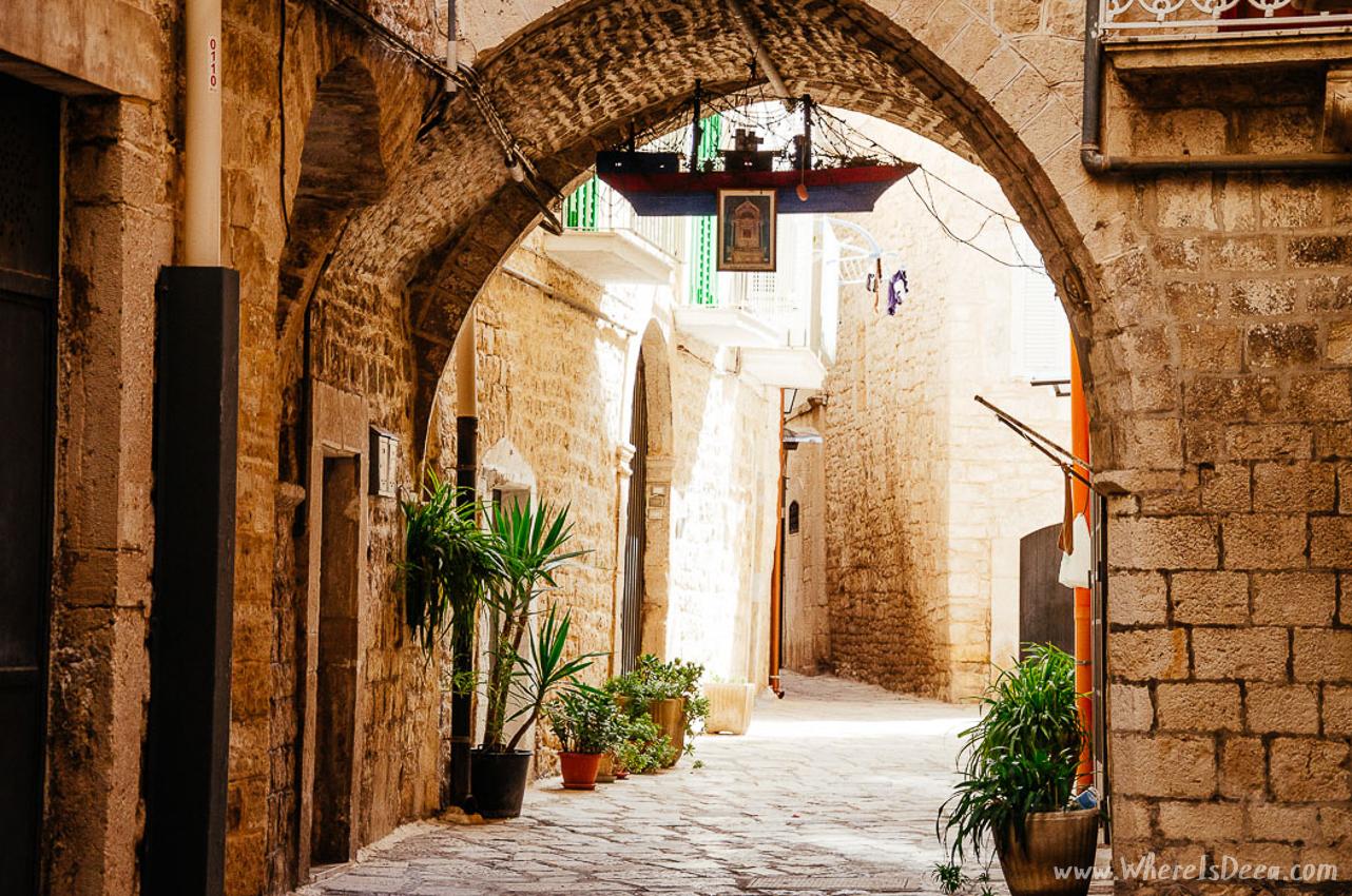Hidden spots in and around Bari