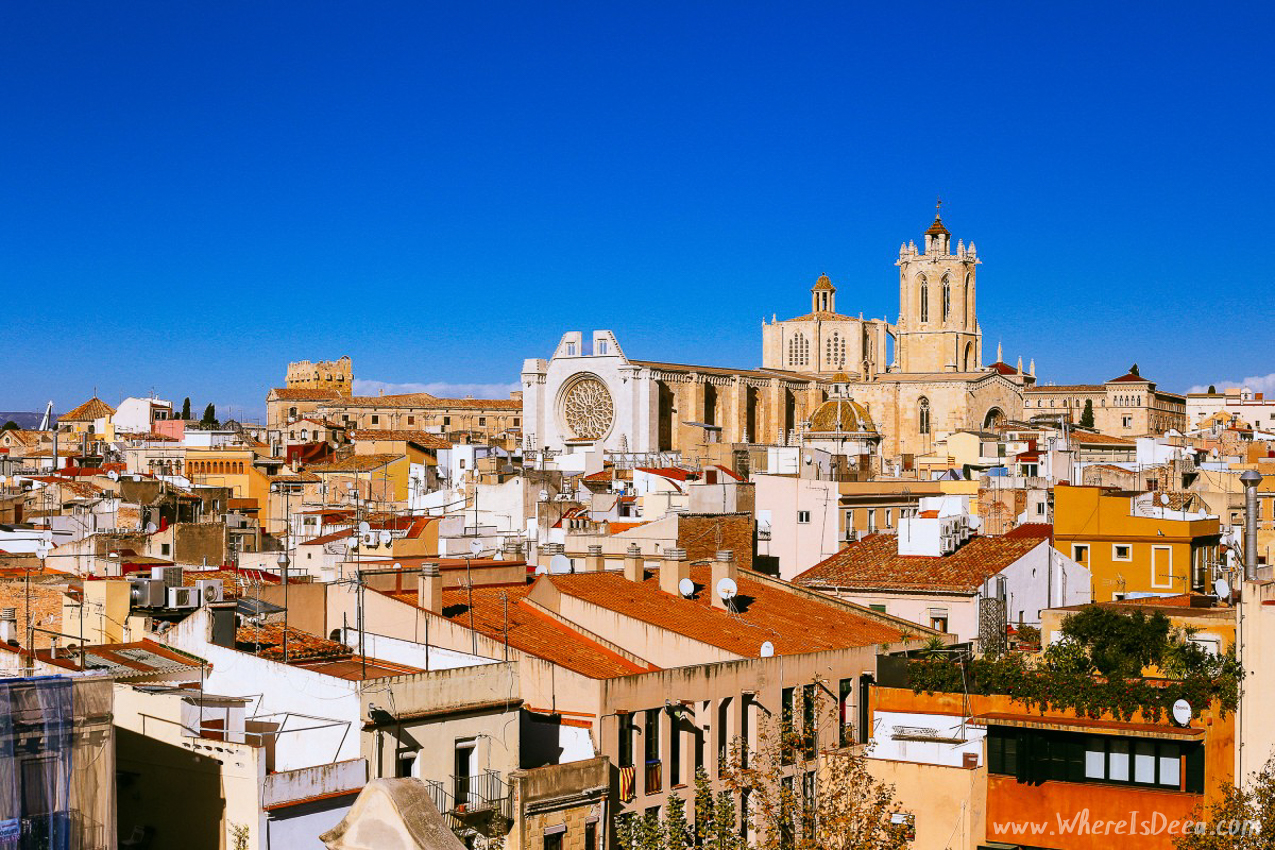 Day Trip from Barcelona: How to Spend a Day in Tarragona