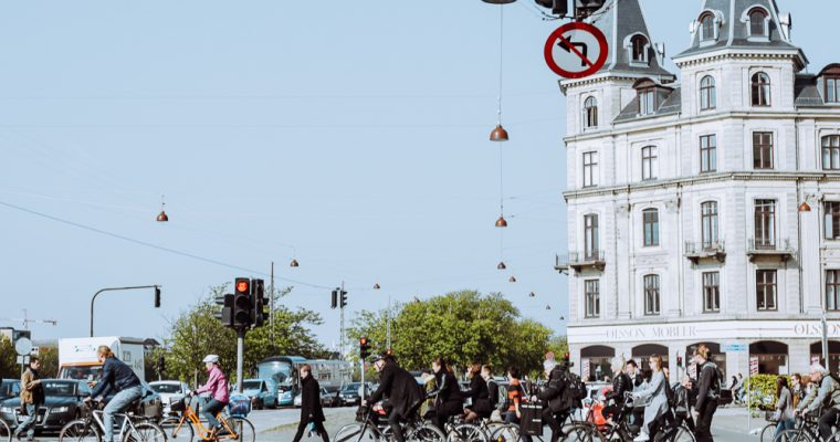Copenhagen: welcome to bikeland!
