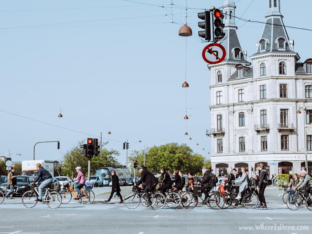 Copenhagen: welcome to bikeland!
