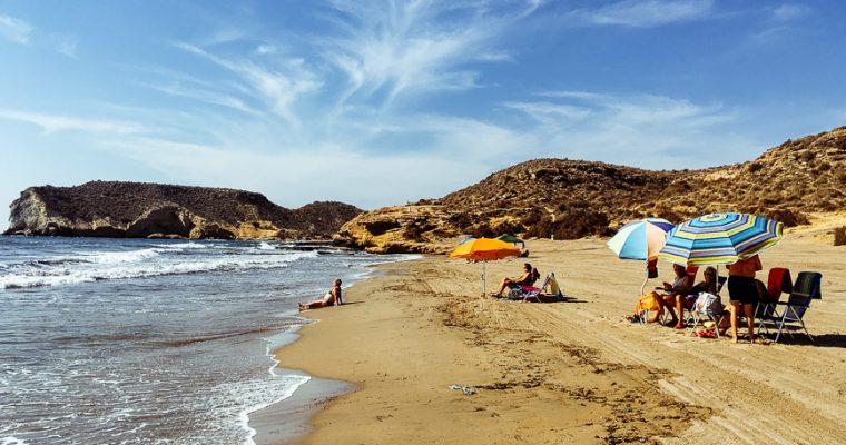 I found the softest beach ever in Alicante