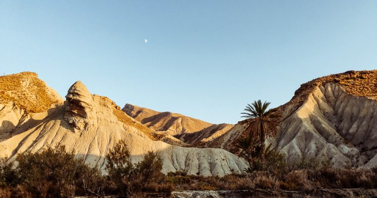 Following Clint Eastwood's footsteps: Desierto de Tabernas