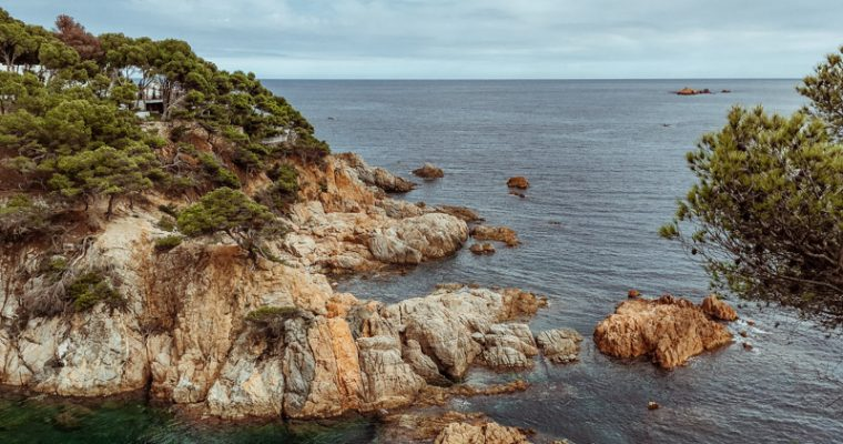 Camí de Ronda: hiking along Costa Brava from Palamós to Llafranc