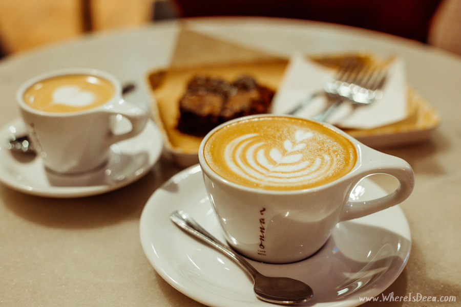 7 awesome places with delicious coffee in Barcelona