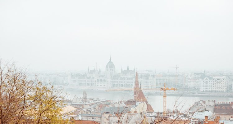 A cold weekend in Budapest (and 3 places with delicious coffee and food)