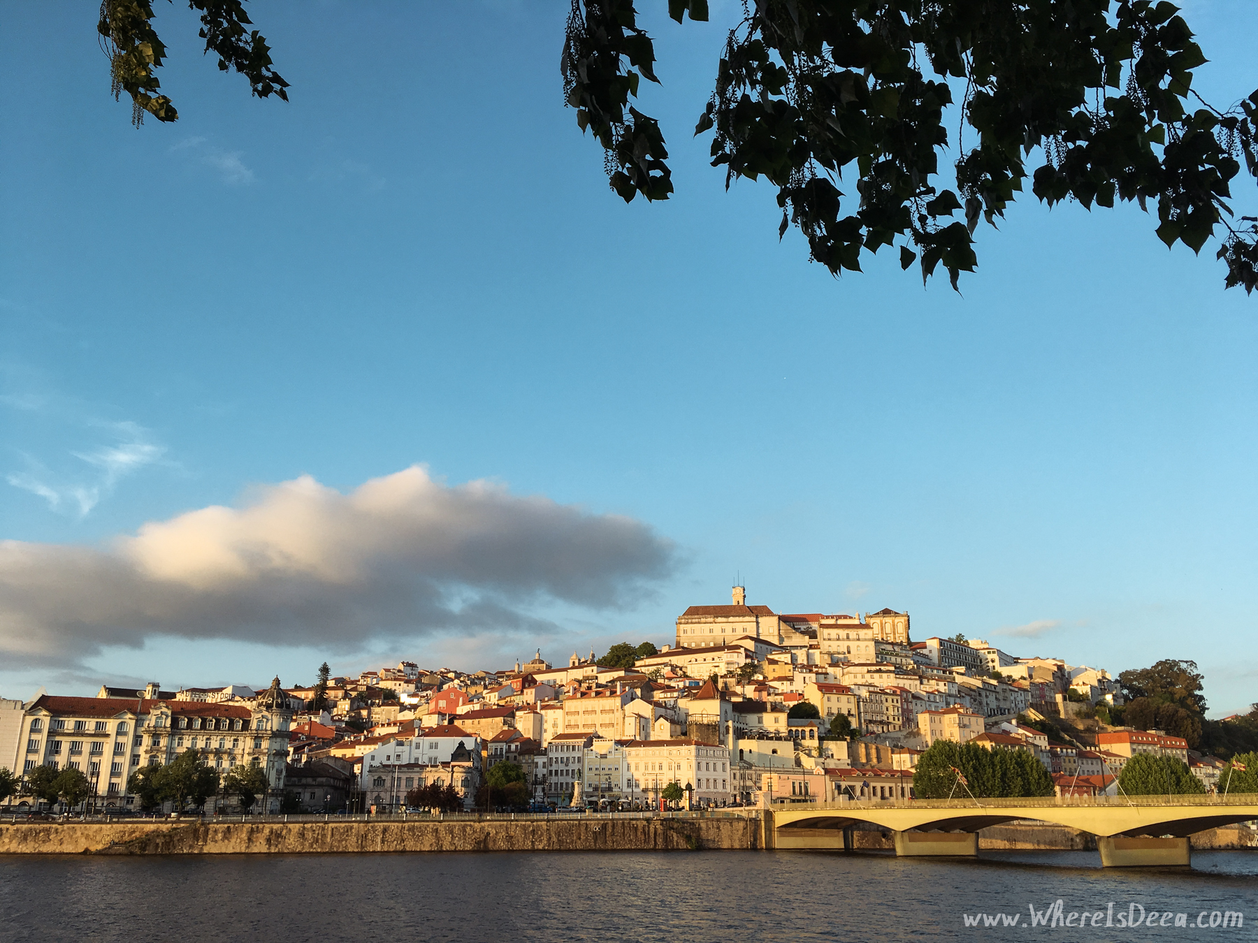 Coimbra: Portugal's student hive